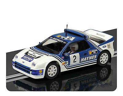 Scalextric - C3407 Ford RS 200 No.2 Haynes Livery - NEW