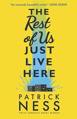 The rest of us just live here by Patrick Ness (Paperback)