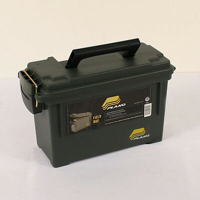Plano Field Accessory Box Green 1312. Ammo Box MAC1147