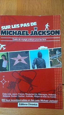 Michael Jackson French Guide Book