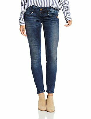 Blau (dark blue used 2143) (TG. W31) Gang Nena-Driveby Denim, Jeans Donna, Blau