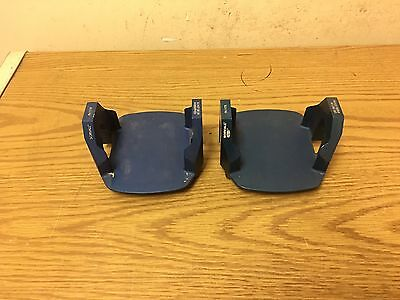Pair of Sorvall 11779 Microplate Carriers For Use With SH-3000 & RTH-750 Rotors