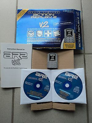 action replay 2 pour ps2
