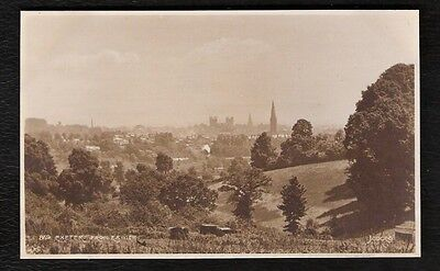 Exeter From Exwick Judges Photo Postcard