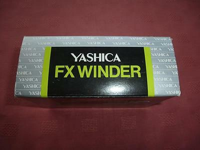Yashica FX Winder 99598 – Motor Drive - Boxed - Very good condition
