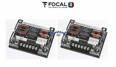 FOCAL K2 POWER PAIR CROSSOVER 2-Way 140W FILTRE FROM KIT 130 KR > MADE IN FRANCE