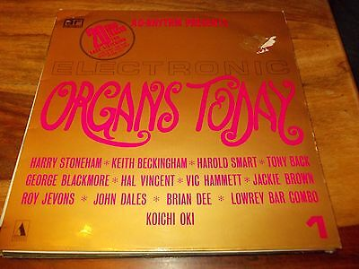 electronic organs today lp