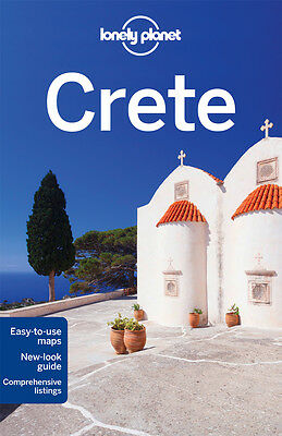 Lonely Planet CRETE 6 (Travel Guide) - BRAND NEW PAPERBACK