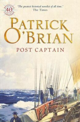 Post Captain by Patrick O'Brian (Paperback)