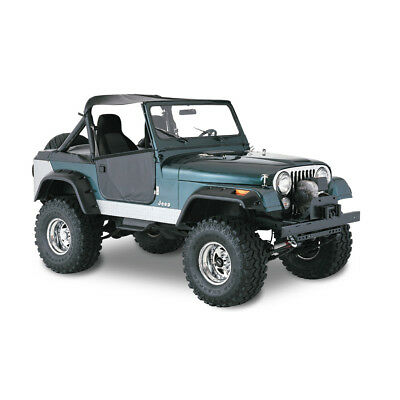 Cut-Out Fender Flares Jeep CJ 1955/1986