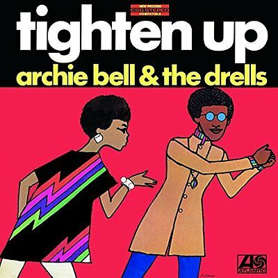 Archie Bell And The Drells-Tighten Up (1LP)  VINYL NEW
