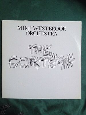 Mike Westbrook Orchestra The Cortege Cortège 3Lp Gatefold Nm