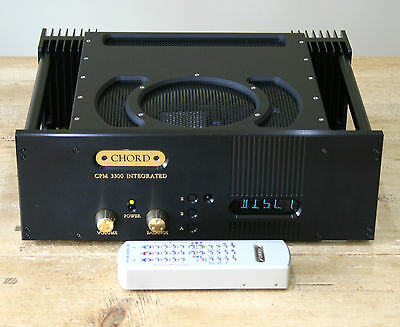 Superb Chord CPM 3300 Flagship Integrated Amplifier - RRP $8,950