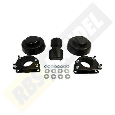 "2"" Spacer Lift Kit, Delantero, Trasero Jeep Cherokee, Liberty KJ 2002/2007"