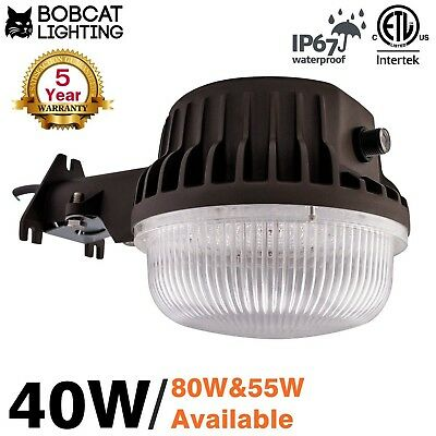 Bobcat LED Security Light 35W Outdoor LED Area Light Dusk to Dawn Photocell (...