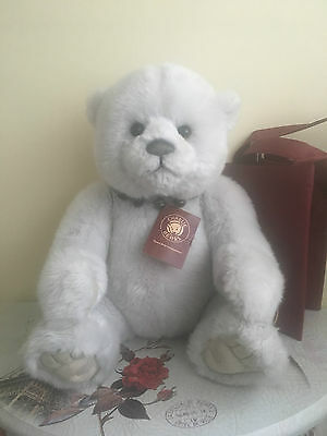 Charlie Bears Darling With Tag And Bag