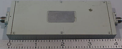 IMC 60656 (equiv to HP 0955-0271) Low Pass Filter DC-50 MHz 50Ω SMA