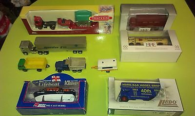 Collection of Vehicles for 00 gauge