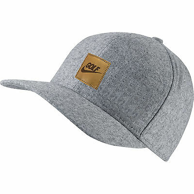 2016 NIKE Golf Classic 99 Wool Adjustable Hat/Cap COLOR: Grey