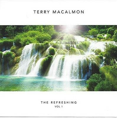 The Refreshing Vol. 1 CD - Devotional Music - Terry MacAlmon - NEW RELEASE