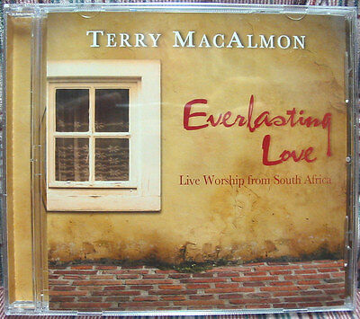 Everlasting Love CD - Live Worship From South Africa - Terry MacAlmon