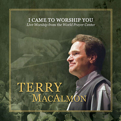 Terry MacAlmon - I Came To Worship You CD - Live Worship - NEW/SEALED