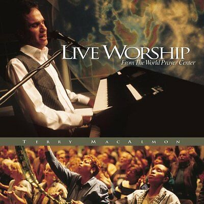 """Terry MacAlmon - """"Live Worship from the World Prayer Center"""" CD"""