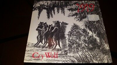 """1919 - Cry Wolf (7"""")"""
