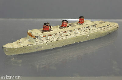 "DINKY TOYS MODEL  No.51F FURNESS WITHY LINE  "" QUEEN OF BERMUDA"""