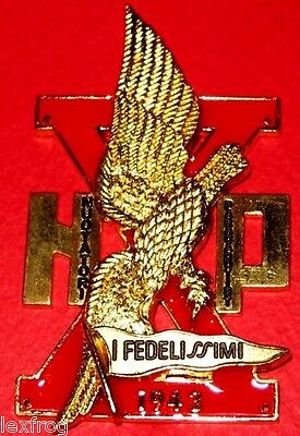 Oryon -WWII  Italian RSI Special Forces Naval Wings - 1:1 Scale Badge