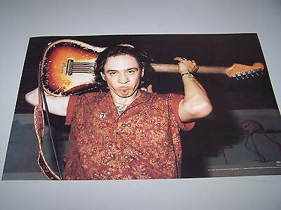 """Stevie Ray Vaughan - Limited Edition Poster Photo Print - 11"""" x 17"""""""