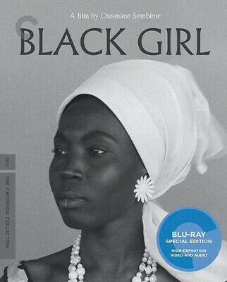Black Girl (Criterion Collection) [New Blu-ray] 4K Mastering, Restored, Specia