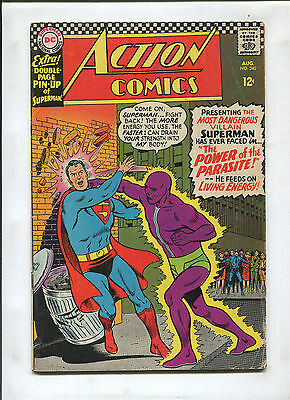 Action Comics  #340 (5.0) 1St Appearance Of The Parasite