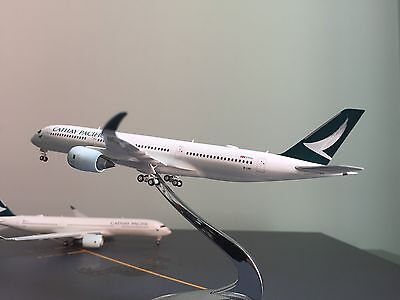 Cathay Pacific New Livery A350-900 B-LRC JC Wings 1:400 model
