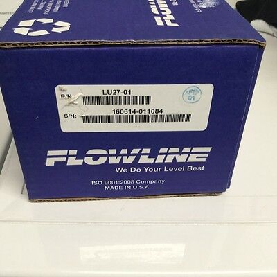 Flowline LU27-01 Ultrasonic Level Transmitter, EchoSonic II