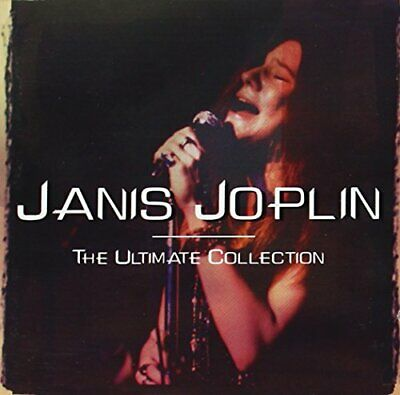Joplin, Janis - The Ultimate Collection - Joplin, Janis CD NCVG The Cheap Fast