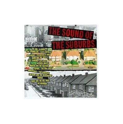 The Sound of the Suburbs: 80's New Wave -  CD 1UVG The Cheap Fast Free Post The