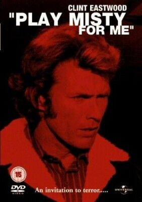 Play Misty For Me [DVD] - DVD  50VG The Cheap Fast Free Post