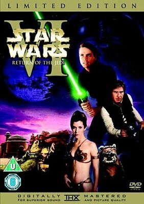 Star Wars VI: Return of the Jedi (Limited Edition) [DVD] - DVD  NEVG The Cheap
