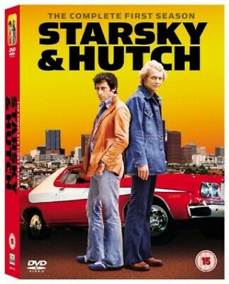 Starsky And Hutch: The Complete First Season [DVD] [2004] - DVD  AEVG The Cheap