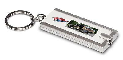 1977 Smokey and the Bandit Trans Am Kenworth LED Keychain Flashlight - NEW!