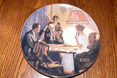 Norman Rockwell Light Campaign ePlate, This is the Room That Light Made in box