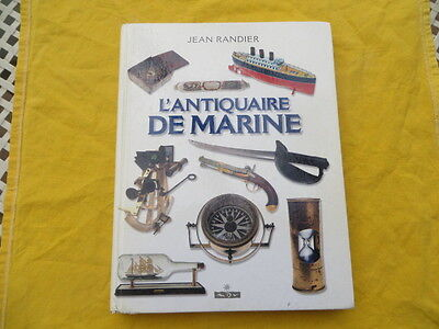 L'antiquaire de MARINE - Jean Randier