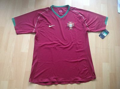 nike portugal player issue match shirt jersey 2006 World Cup camiseta maglia