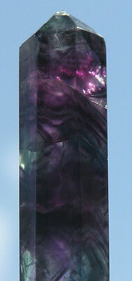Natural Crystal Large Fluorite Point Rare Collectable (FP16)