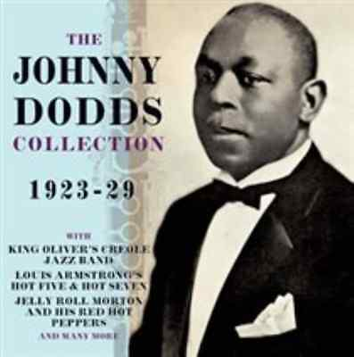 Johnny Dodds-The Johnny Dodds Collection  CD NEU