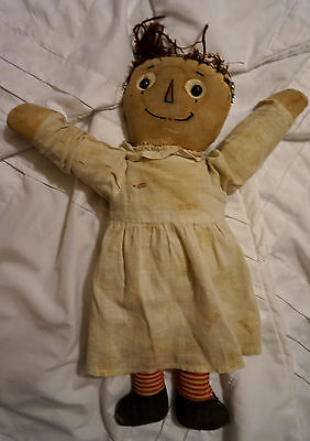 Volland & Co. Raggedy Ann Doll