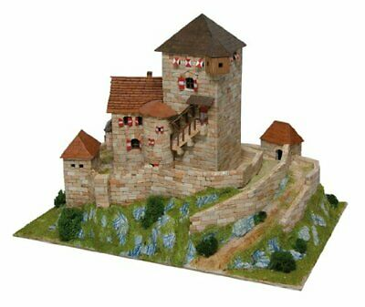 Castello Burg Branzoll Italia Sec. XIII 3800 pcs Construction Kit 1:110 1054