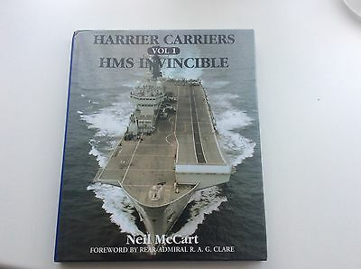 Hms Invincible Royal Navy Naval New  All Commission Book 1966 - 2004 Photos News