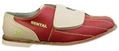 New BSI Women's Sport Leather Hook & Loop Rental Bowling Shoes up to Size 11